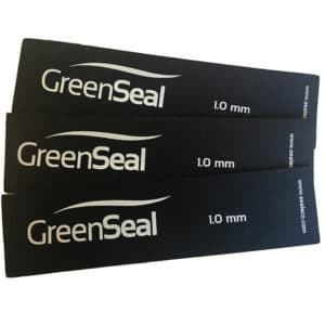 Green Seal EPDM Gummiduk 1,0 mm, 1,7 m.