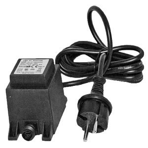 60331 Transformator IP44, 12v, 36 W