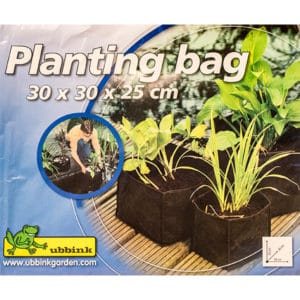 Planteringsnätpåse 30 x 30 x 25 cm
