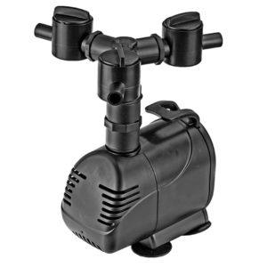 Vattenstenspump AQ 3000 ink slang, tätningskopplingar och trevägsventil. 230 V