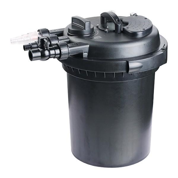 Byta lampakvartsglas på Bioclear filter | Pondteam