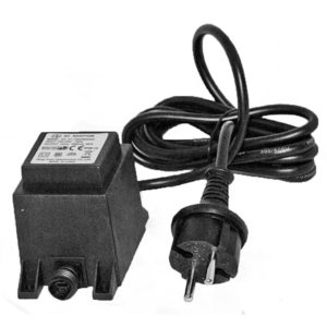 Transformator IP44, 12v, 60 W