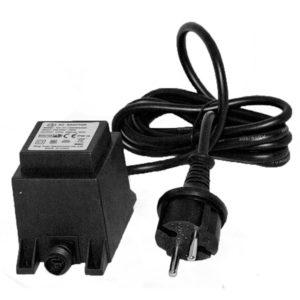 Transformator IP44, 12v 105 W