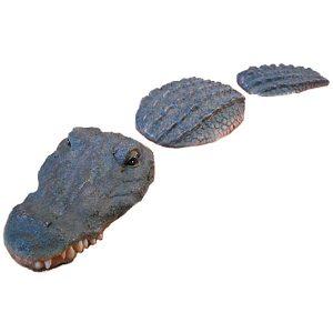 Krokodil 3-delad