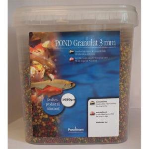 Pondgranulat 1650 g / 5,4 liter