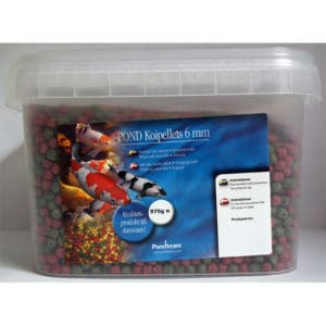 Koipellets 975g / 3,5 liter 6 mm pellets