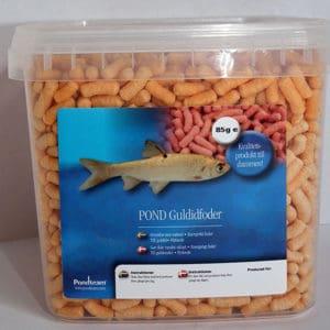 Guldid foder 85g / 1,1 liter