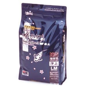 Hikari SAKI Growth Diet med/stor 2 kg.