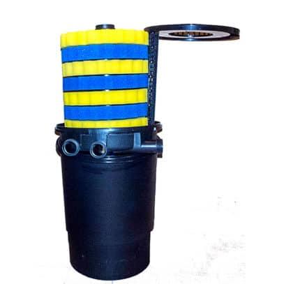 Bioclear XL 30000_Afmontering filtersvampe_1