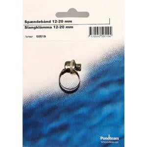 Slangklämma 12-20 mm