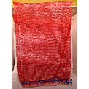 Nätpåse filtermaterial 40×60 cm röd