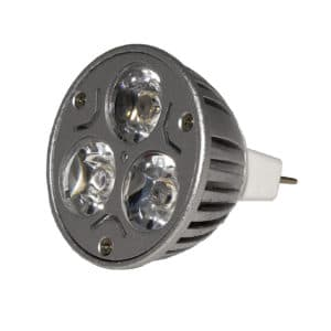 Reservlampa LED power 3W
