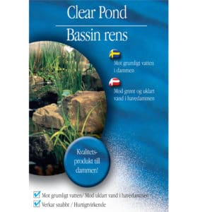 Clear Pond 250 ml